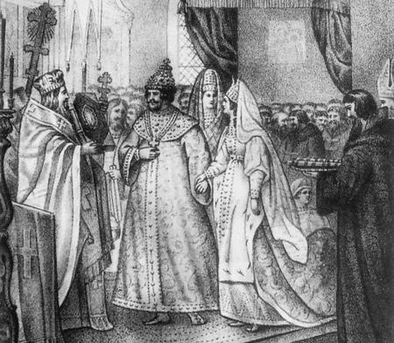 21 ноября 1472 года – в Москву из Рима прибыла Зоя (Софья ...
